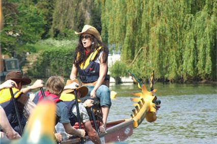 View Advert - Dragon Boat Events