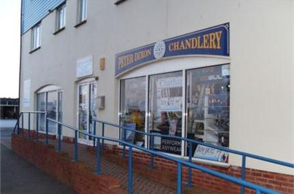View Advert - Peter Dixon Chandlery (Boat Chandlers)