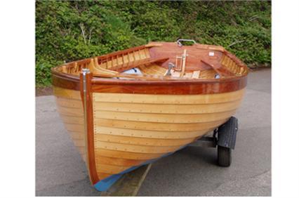 Marcus Lewis Wooden Boat Builders