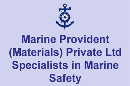 Materials Provident (Marine) Pte Ltd Marine Safety