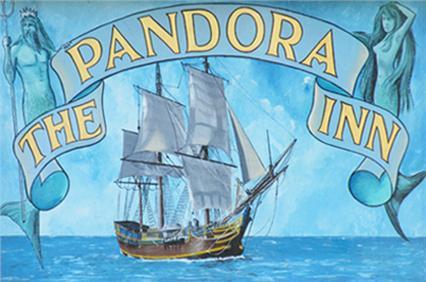 The Pandora Inn Cornwall