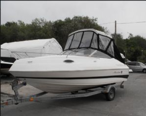 Boats for sale Mariah SC19 Cuddy Cabin