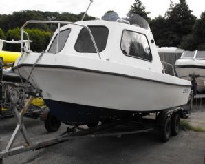 Boats for sale in Cornwall Flying Fox 17' Fishing