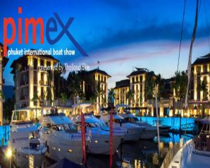Phuket International Boat Show 2015 Thailand