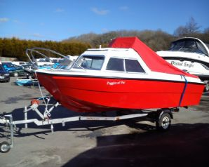 Cheap Fishing Boat For Sale in Cornwall