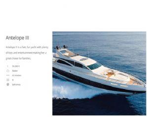 Jack Tar Superyacht Charter