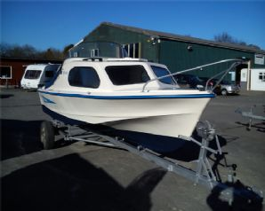 Shetland 535 boat for sale in Cornwall