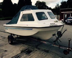 Seahog Hunter 1992 Cheap Fishing Boat for Sale in Cornwall