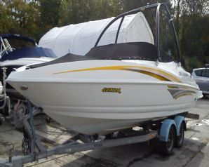 Larson Senza 206 Bowrider Boat for Sale in Cornwall