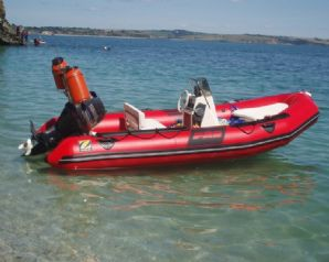 Zodiac Pro 9 RIB Boat For Sale