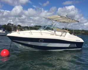 Gulf Craft Ambassador 24 Fishing and Family boat