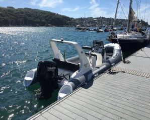 RAGE 520 RIB Boat for sale in Cornwall