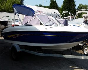 2008 Bayliner 175 Bowrider for sale in Cornwall