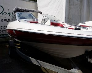 Bayliner 1800 Arriva Bowrider boat for sale in Cornwall