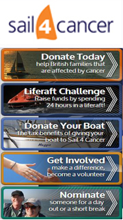 Sail 4 cancer